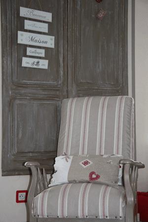 Chez Jumaine - Chambres et table d'hôte